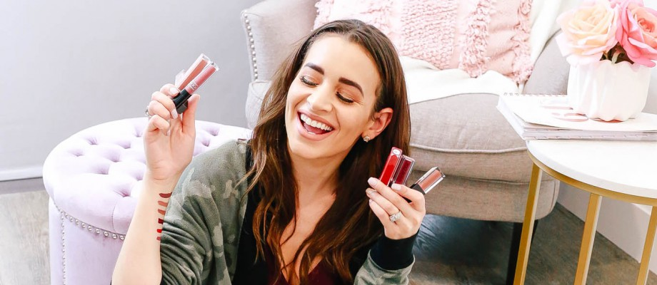 My Favorite Lip Colors for Fall